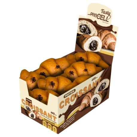 Croissant Choco Proteico 1 x 50grs - ProCell