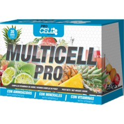 MultiCell Pro Multivitamínico 30 sobres - ProCell