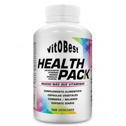Health Pack Multivitamínico 100 Vcaps - VitOBest
