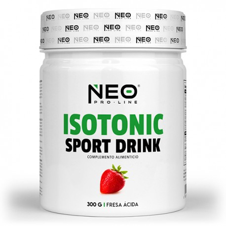 Isotonic Sport Drink 300 gr - Neo Pro Line