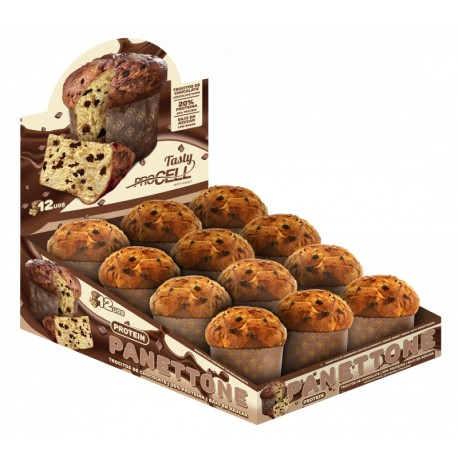 Panettone Protein 1 x 50 grs - ProCell CAD: 30-06-2021