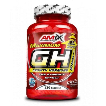 GH 120 Capsulas - Amix CAD: 30-06-2021