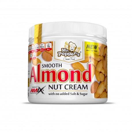 Almond Nut Cream 300 gr Crema de Almendras - Mr Popper's Amix CAD: 31-08-2021
