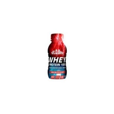 Whey Protein 100% monodosis Limón 30 gr - Vitobest CAD: 31-08-2021