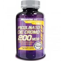 Picolinato de Cromo 200 mg 90 cápsulas Nutrytec