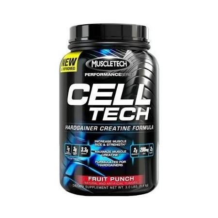 Cell-Tech Performance Series 3lbs - Muscletech