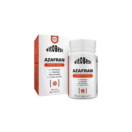 Azafran 50 tabletas - Vitobest CAD: 31-10-2021