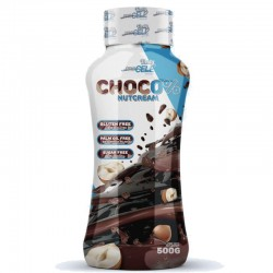 Chocolate Nut Sirope 0% 500 g. - ProCell