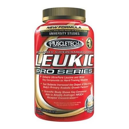 Leukic Pro Series 180 Caps - Muscletech