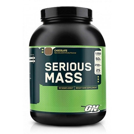 Serious Mass 6lb -2,7Kg - Optimum Nutrition