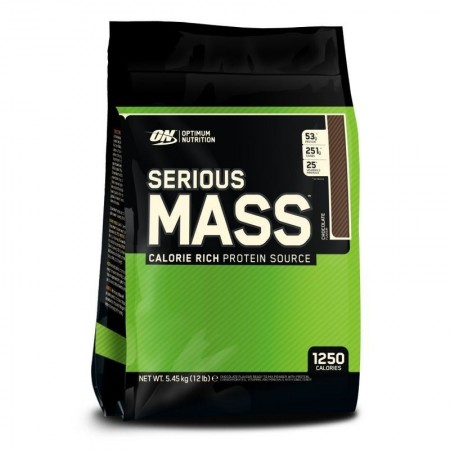 Serious Mass 12lb - 5,5Kg - Optimum Nutrition