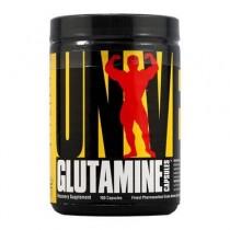 Glutamine 100 Cápsulas - Universal Nutrition Glutamina