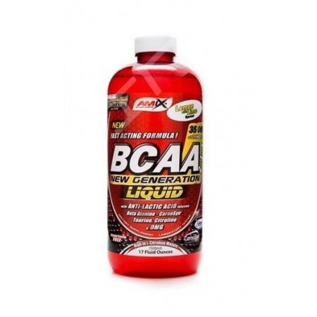 BCAA New Generation 500ml  - Amix