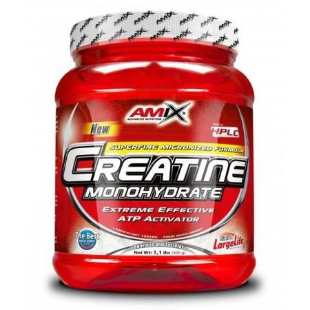Creatina Monohydrate 500Gr + 250Gr Free - Amix