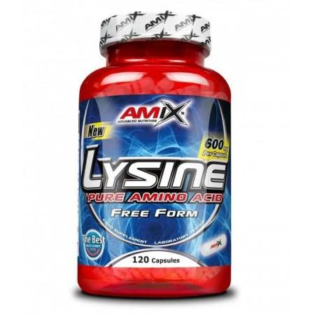 L - Lysine 120 Capsulas - Amix