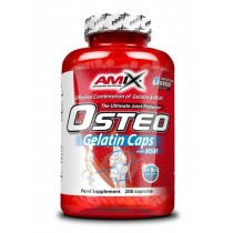 Osteo Gelatin 200 Capsulas - Amix
