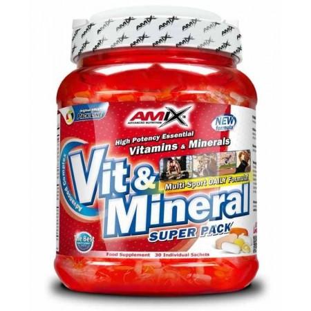 Vitamins & Minerals Super 30 Pack - Amix