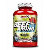 Beef Amino 250 Tabletas - Amix