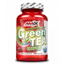 Extracto de Té Verde 100 Capsulas - Amix Green Tea Extract