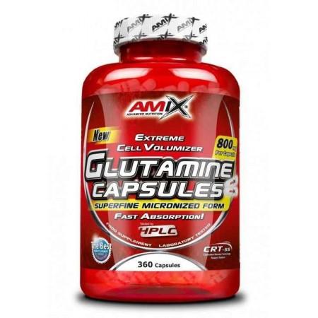 Glutamina 360 Capsulas - Amix