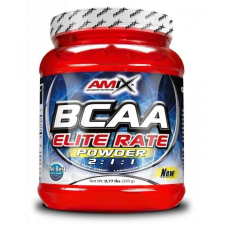 BCAA Elite Rate Powder 350 Gr - Amix