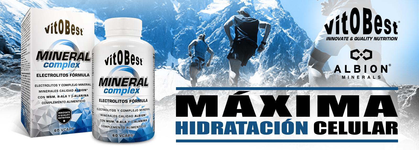 Máxima Hidratación Celular