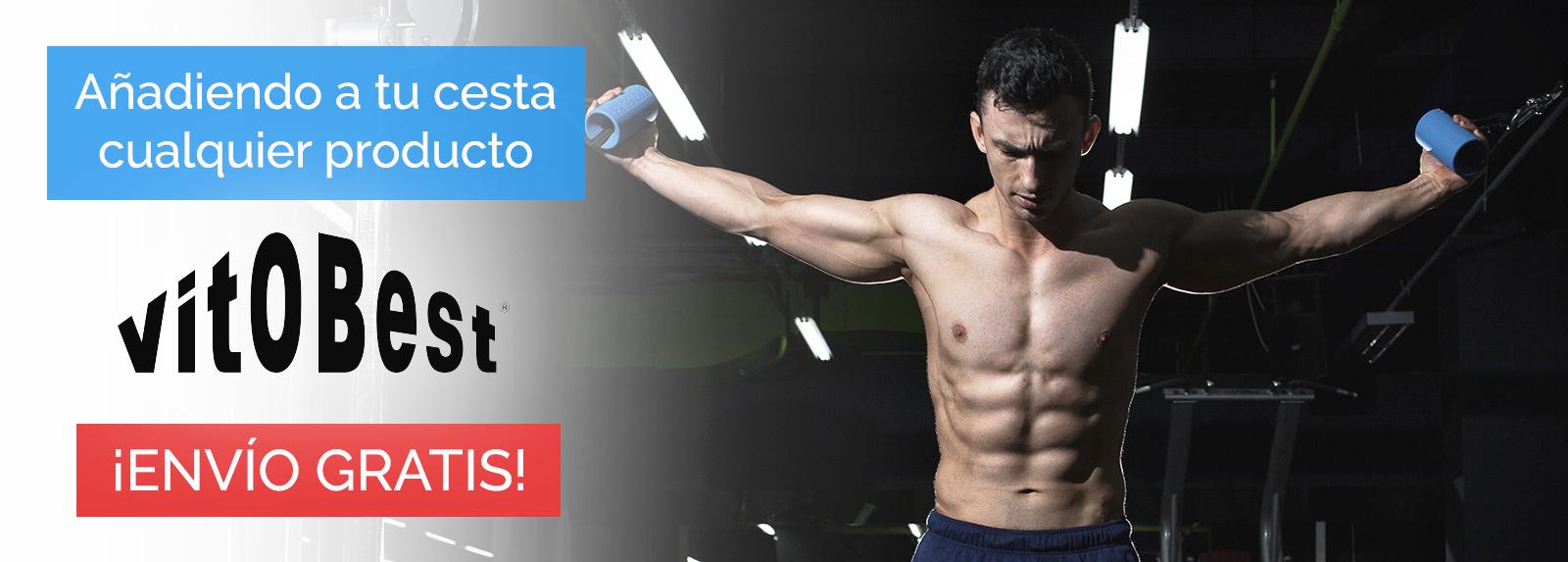 Envío Gratis con la compra de cualquier producto Vitobest